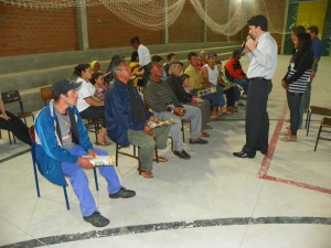 Reunião Santa Vitória
