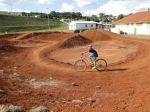 Área de Lazer conta com pista de bicicross